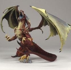 McFarlane Legend of the Blade Hunters Serie 1 18cm Eternal Drago