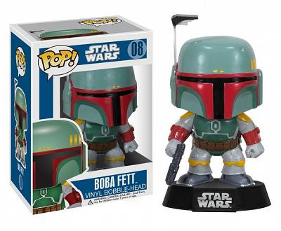POP Star Wars Bobble: Boba Fett