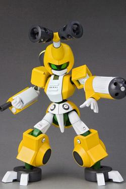 Medarot DS Fine Scale Model Kit 1/6 KBT00-M Metabee 15 cm