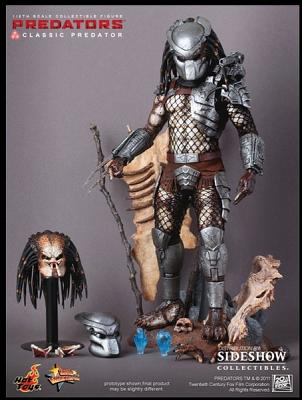 "Predators: Classic Predator 12"" Collectible Figure"