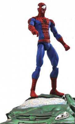 Marvel Select Actionfigur Classic Spider-Man 18 cm