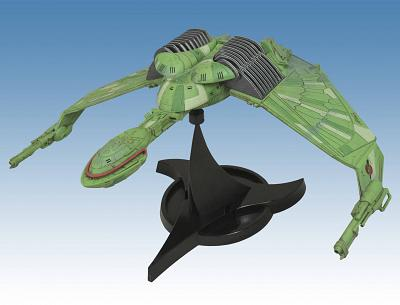 Star Trek: Klingon Bird of Prey ship