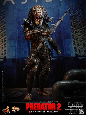 Predator 2 Movie Masterpiece Actionfigur 1/6 City Hunter Predato
