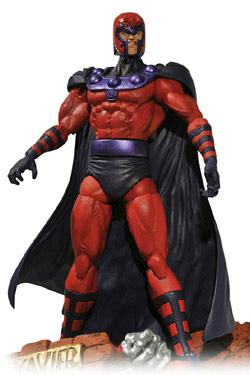 Marvel Select Actionfigur Magneto 18 cm