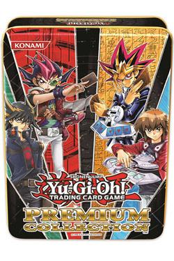 Yu-Gi-Oh! Tin 2012 Premium Collection Tin deutsch
