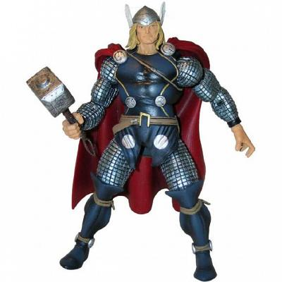 Marvel Legends Wave 1 Action Figures: Heroic Age Thor