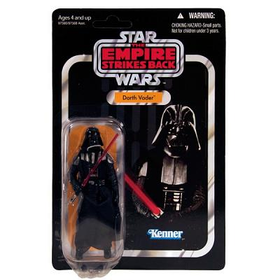 Hasbro Star Wars 2011 Vintage Collection Darth Vader