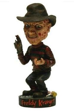 Nightmare On Elm Street Wackelkopf-Figur Freddy Krueger 18 cm