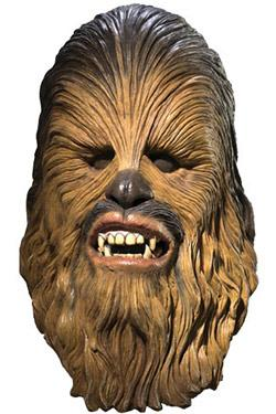 Star Wars Latex-Maske Chewbacca