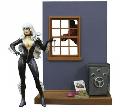 Marvel Select Black Cat AF