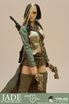 "Dead Cell: Jade Van Helsing 12"" Collectible Figure"