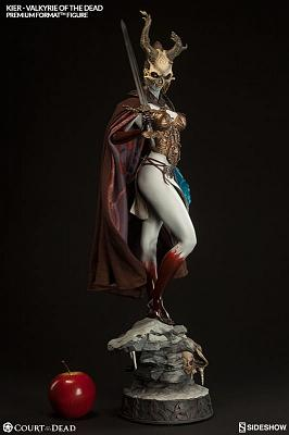 Kier Valkyrie of the Dead Statue