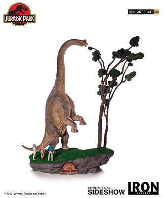 Jurassic Park: Welcome to Jurassic Park 1:20 Scale Diorama