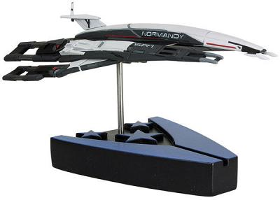 Mass Effect Replik Alliance Normandy SR-1 17 cm