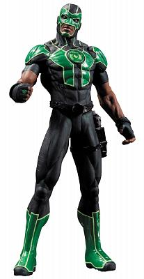 Green Lantern Actionfigur New 52 Simon Baz 15 cm