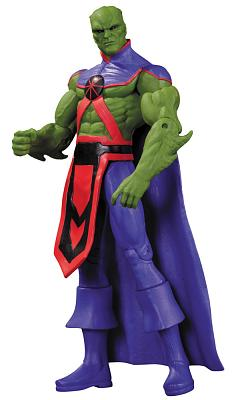 The New 52 Actionfigur Martian Manhunter 18 cm