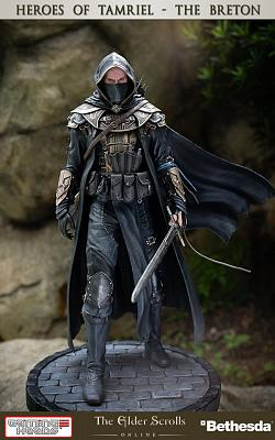 The Elder Scrolls Online Heroes of Tamriel Statue 1/6 The Breton