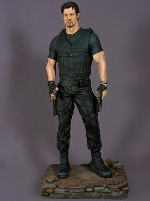 The Expendables 2 Statue 1/4 Barney Ross 51 cm