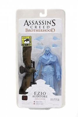 Assassin´s Creed Brotherhood Actionfigur Eagle Vision Ezio SDCC