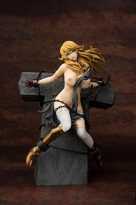 Queen\'s Blade Rebellion Statue 1/5 Seinaru Ikenie Inquisitor Sig