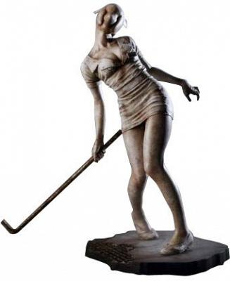 Silent Hill 2 Statue 1/6 Bubble Head Nurse 28 cm