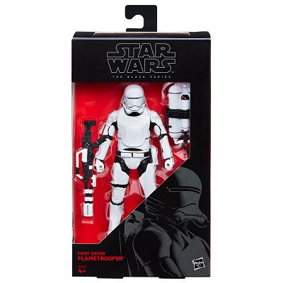 Star Wars Black Series Actionfiguren 15 cm First Order Flametroo