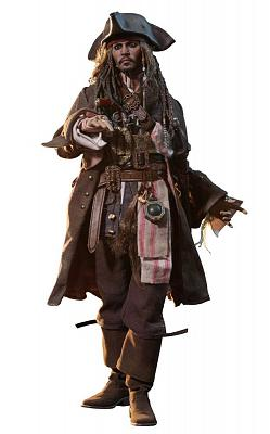 Pirates of the Caribbean Salazars Rache Movie Masterpiece DX Act