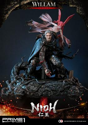 Nioh Statue 1/4 William Deluxe Ver. 61 cm