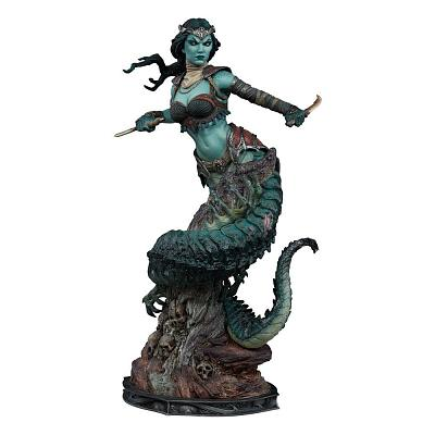 Court of the Dead Premium Format Figur Gallevarbe Eyes of the Qu
