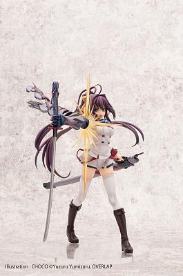 IS (Infinite Stratos) PVC Statue 1/7 Houki Shinonono Cover-Illus