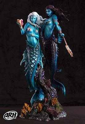 ARH Studios Statue 1/4 Twin Mermaids Regular Ver. 68 cm