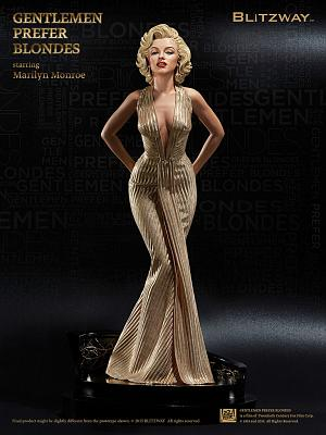Marilyn Monroe 1/4 Superb Scale Hybrid Statue Marilyn Monroe 45