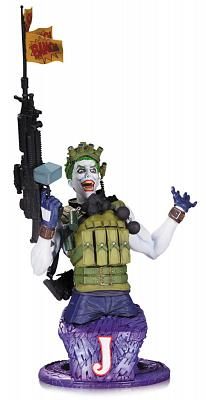 DC Comics Super Villains Büste The Joker 22 cm