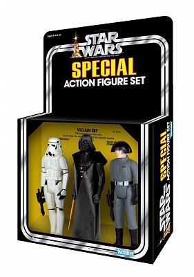 Star Wars Jumbo Kenner Actionfiguren 3er-Pack Villain Set 30 cm