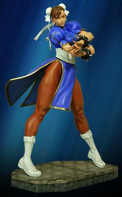 Street Fighter Statue 1/4 Chun-Li 48 cm
