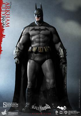 Batman Arkham City Video Game Masterpiece Actionfigur 1/6 Batman