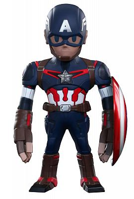 Avengers Age of Ultron Artist Mix Wackelkopf-Figur Captain Ameri