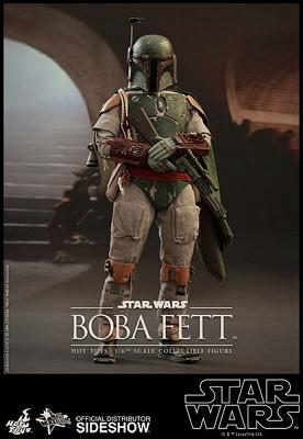Star Wars Movie Masterpiece Actionfigur 1/6 Boba Fett 30 cm