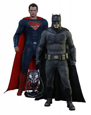 Batman v Superman Dawn of Justice MMS Actionfiguren 1/6 Batman &