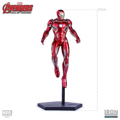 Avengers Age of Ultron Statue 1/10 Iron Man Mark XLV 27 cm