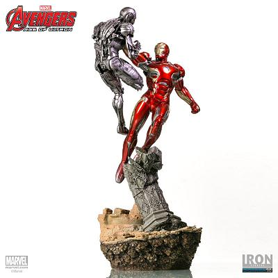 Avengers Age of Ultron Statue 1/6 Iron Man Mark XLV 60 cm