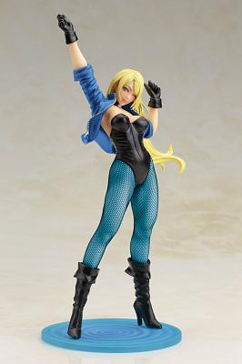 DC Comics Bishoujo PVC Statue 1/7 Black Canary heo EU Exclusive