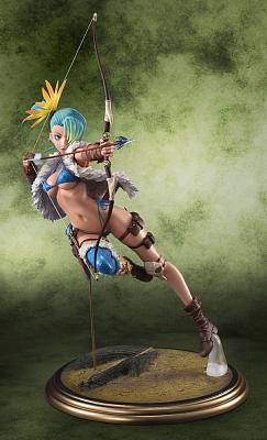 Bikini Warriors Excellent Model Core PVC Statue 1/7 Hunter DX Ve