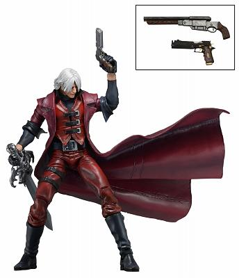 Devil May Cry Actionfigur Ultimate Dante 18 cm