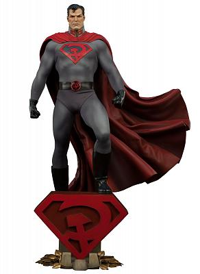 DC Comics Premium Format Figur 1/4 Superman Red Son 64 cm