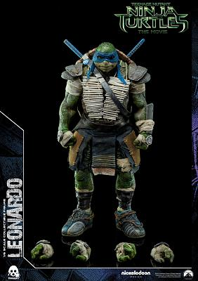 Teenage Mutant Ninja Turtles Actionfigur 1/6 Leonardo 33 cm