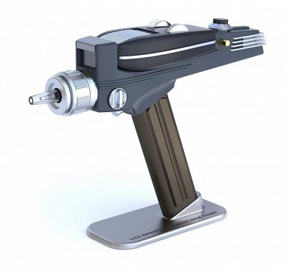 Star Trek TOS Replik 1/1 Phaser 20 cm