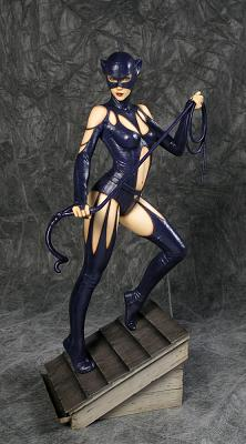 DC Comics Fantasy Figure Gallery Statue 1/6 Catwoman (Luis Royo)