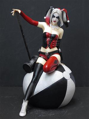 DC Comics Fantasy Figure Gallery Statue 1/6 Harley Quinn (Luis R
