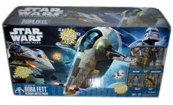 Ultimate Clone Wars Battle Pack 2010